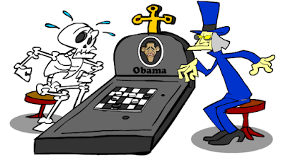 Obama Van Helsing - Jugado y Resuelto!
