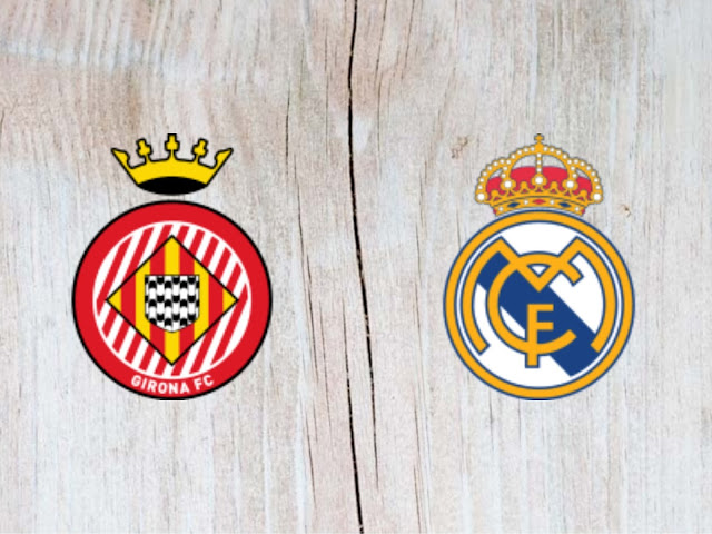 Girona vs Real Madrid Full Match & Highlights - 26 August 2018