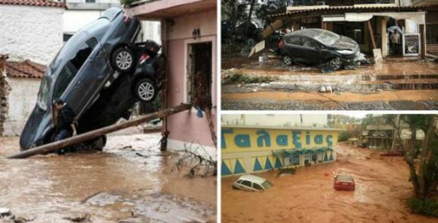 Φονικές πλημμύρες στη Μάνδρα: Στις 24 Ιανουαρίου η δίκη των 21 κατηγορουμένων