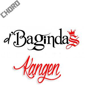 Chord dan Lirk D'Bagindas - Kangen
