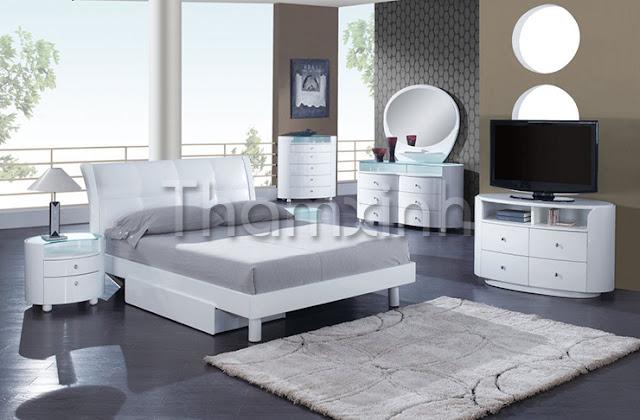 Thảm trải sàn phòng ngủ tinh tế