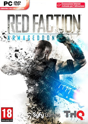 descargar Red Faction Armageddon para pc español 1 link iso mega