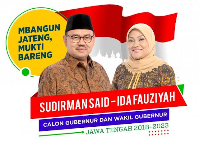 PKS Punya Jurus Rahasia untuk Menangkan Sudirman-Ida di Kandangg Banteng