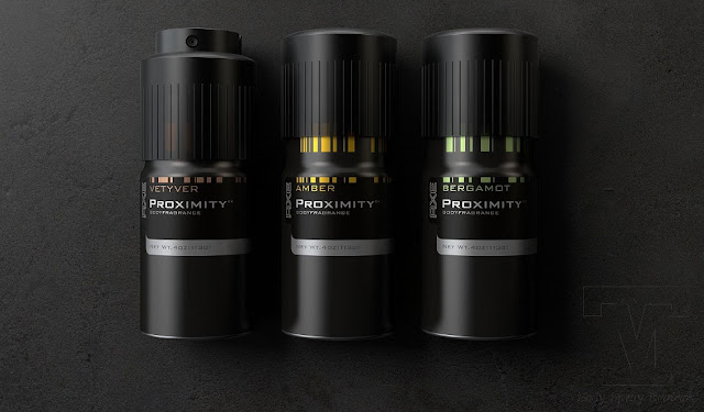Axe Proximity best body spray