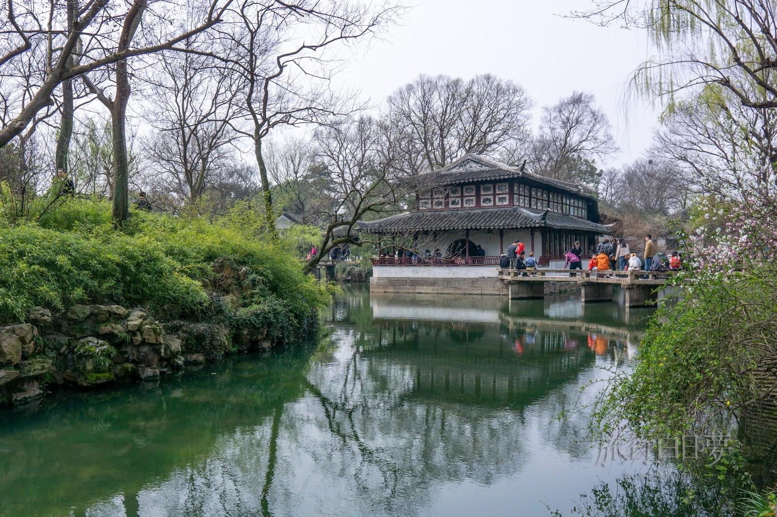 蘇州園林│四大名園之首「拙政園」江南頂級園林的美麗與哀愁