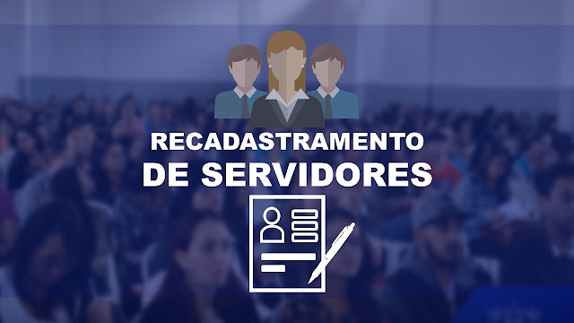 RECADASTRAMENTO SERVIDORES PREFEITURA PANELAS-PE
