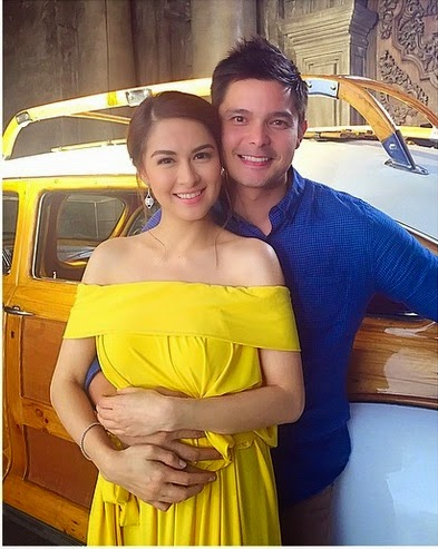 Marian Rivera reveals she's pregnant