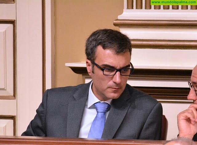 Zacarías Gómez anuncia que el presupuestos de la CCAA cuenta con inversión para una cámara hiperbárica en la isla