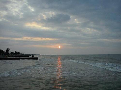 Pantai Widuri Pemalang, Wisata Asik di Hari Libur