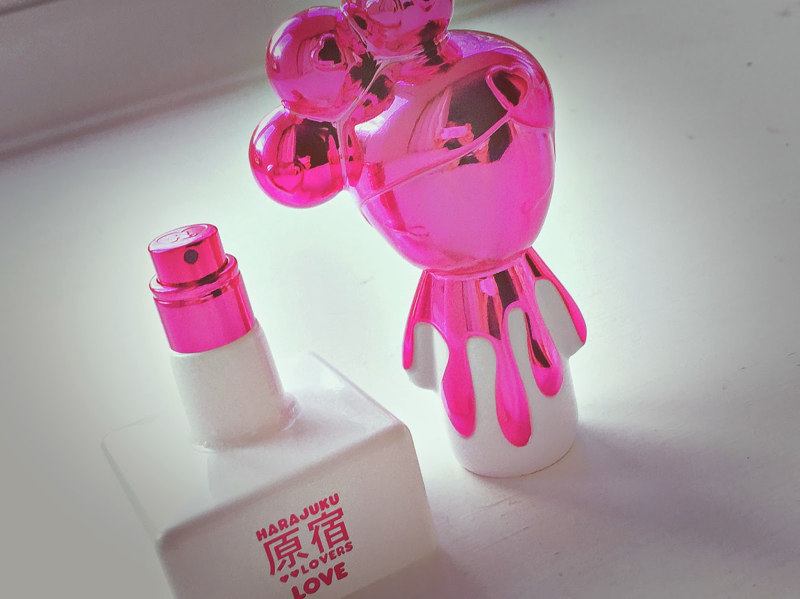 Harajuku Lovers Pop Electric Collection: Love Fragrance