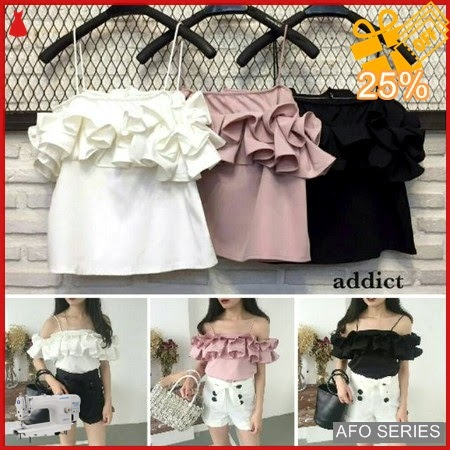 AFO335 Model Fashion Addict Modis Murah BMGShop