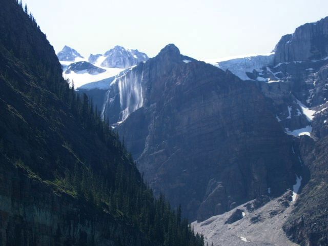 banff national park geology trip travel roadtrip geologist glacier lake mountains rocks rocdoctravel.com hiking