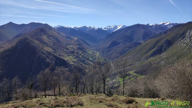 Valle del Pigüeña, Somiedo