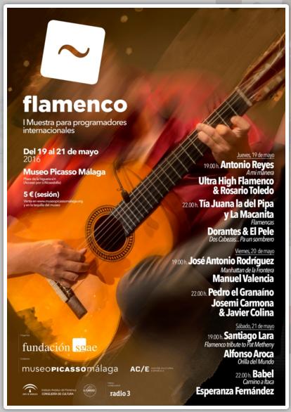 Flamenco en el Museo Picasso