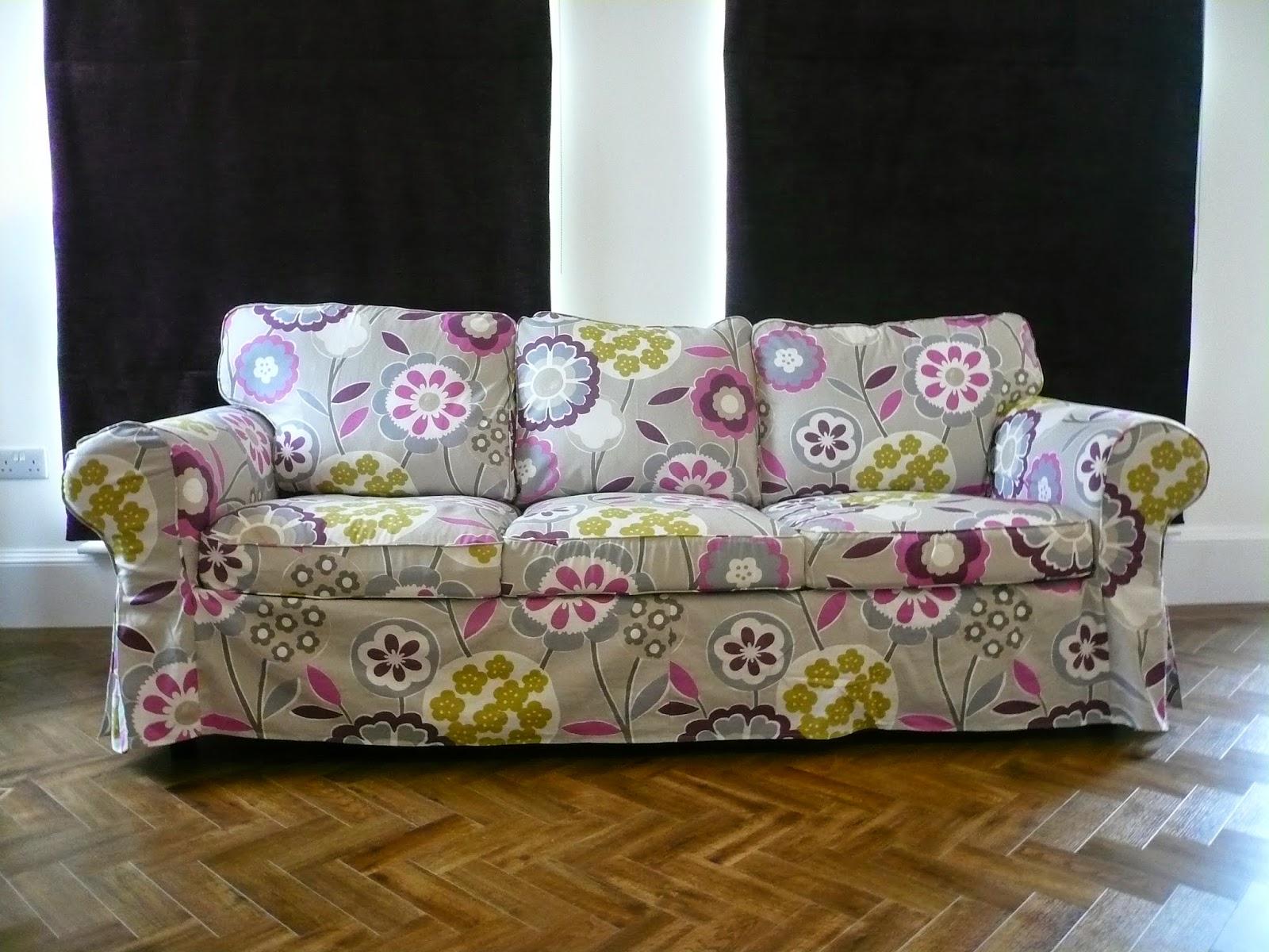 Hingham House Ikuva sofa cover review