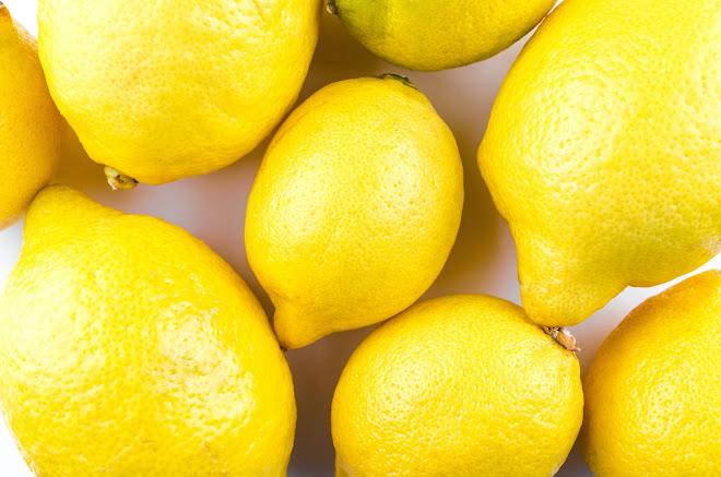 Pâte de citron sucrée