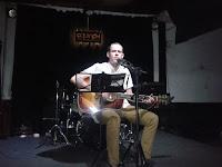 Clayton England singer/songwriter Equinox Phnon Penh Cambodia