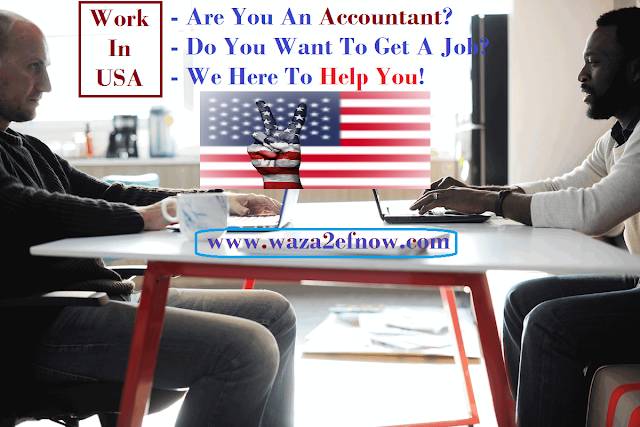 وظائف محاسبين - Today's Accounting Jobs (High Salaries) in USA 2018 | وظائف ناو