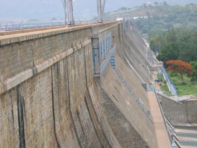 Mettur dam HD Images