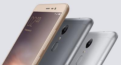Spesifikasi Xiaomi Redmi Note 3 dan Harga Terbaru
