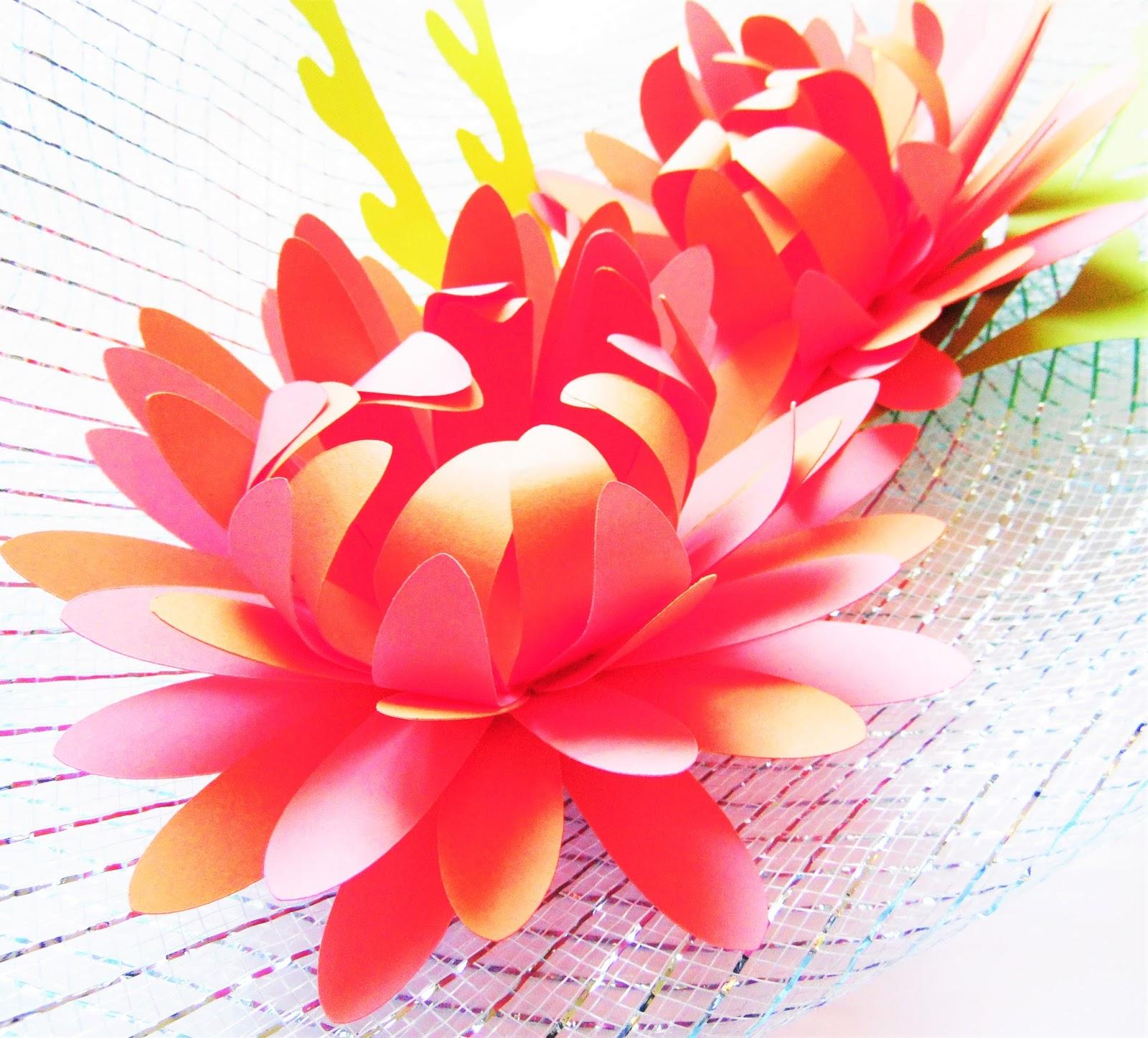 Diy Easy Paper Flowers Beautiful Flowers 2019 Beautiful Flowers