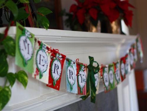Sewchic Christmas Banner