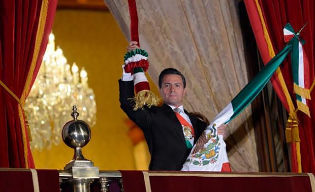 Le aumentarán el sueldo a Peña Nieto antes de terminar su mandato