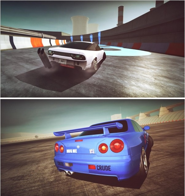Drift Zone v2.1 Apk Mod (Unlimited Money)