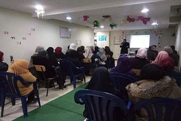 ندوة تكوينية لفائدة معلمي ومسيّري نوادي التعليم القرآني والتحضيري بالشلف
