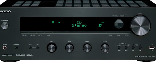 Onkyo TX-8050 Receiver - TX-8050 Network Stereo Receiver Review