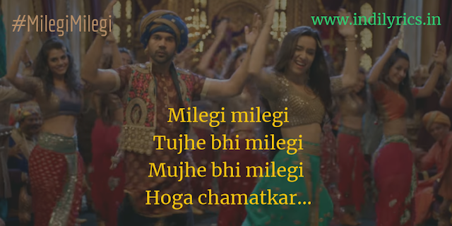 Milegi Milegi Tujhe Bhi Milegi | Stree | Mika Singh | full Audio Song Lyrics with English Translation and Real Meaning explanation