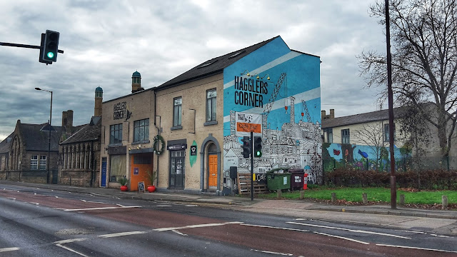 Project 366 day 353 - Haggler's Corner Sheffield // 76sunflowers