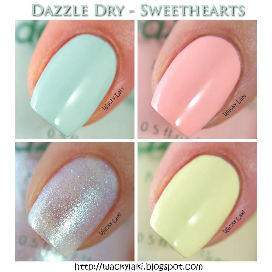 Wacky Laki: Dazzle Dry Sweethearts
