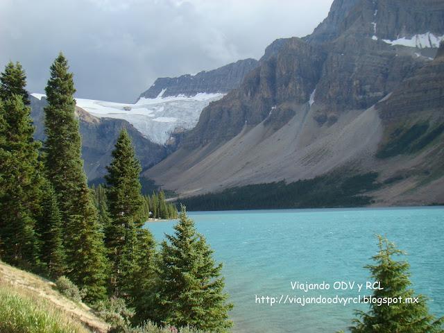 Ice fields Parkway. Canadian Rockies. Viajando ODV y RCL  http://viajandoodvyrcl.blogspot.mx