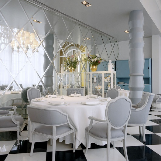 Mirror Room: INTERIOR DESIGN: Mirror, Mirror On The Wall