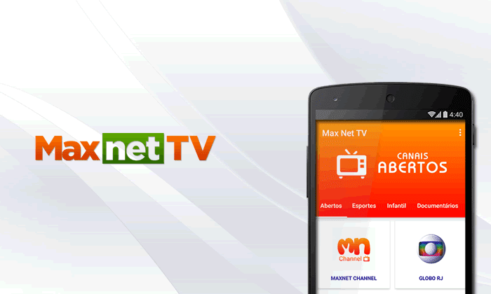 Max NET TV v5.0 APK