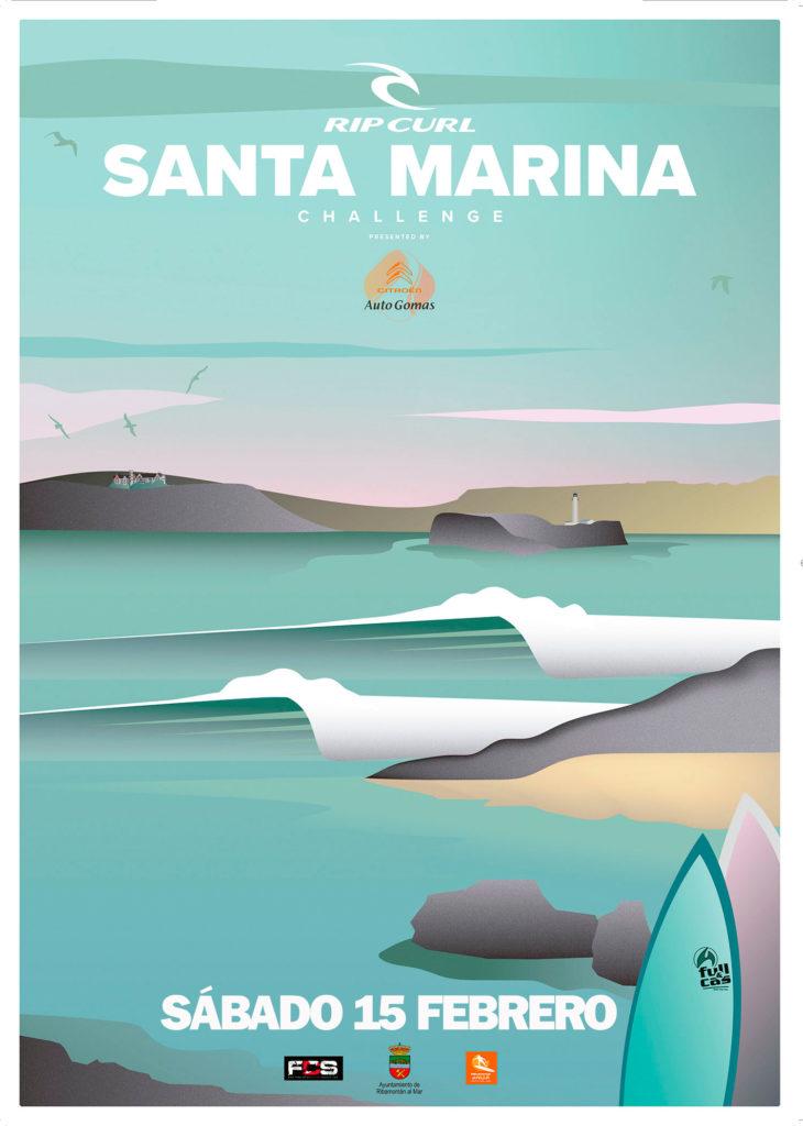 cartel santa marina