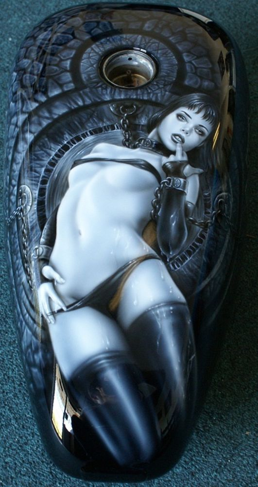 Mark Andrews - Tank Art