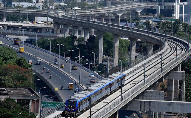 Chennai Metro The Indian Capitalist