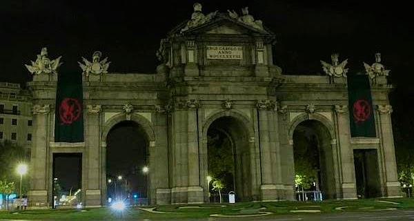 Sinsajo Puerta de Alcala