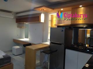 Interior-Studio-Apartemen-Amethyst-Kemayoran