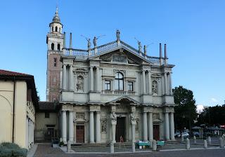 The Sanctuario della Madonna dei Miracoli in Saronno