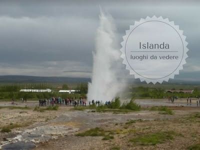Islanda: i luoghi di interesse