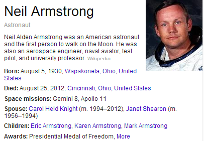 neil armstrong childhood - photo #3