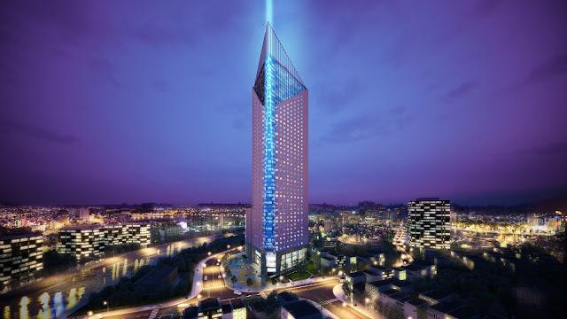 Dự án Tháp doanh nhân vị trí trung tâm đã có bảo lãnh NH
