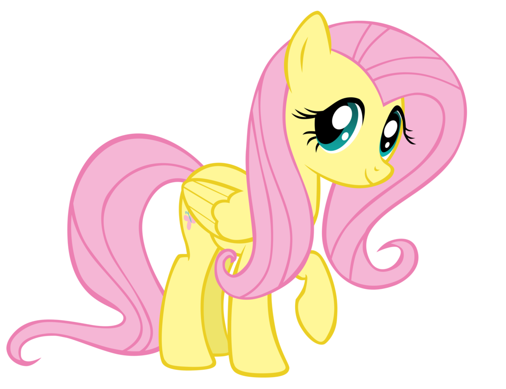 all about fluttershy my little pony friendship is magic