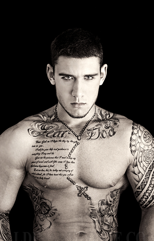 Vince Ramos • Male Model