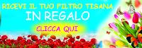 Logo Happy Form: richiedi il Filtro Tisana in omaggio