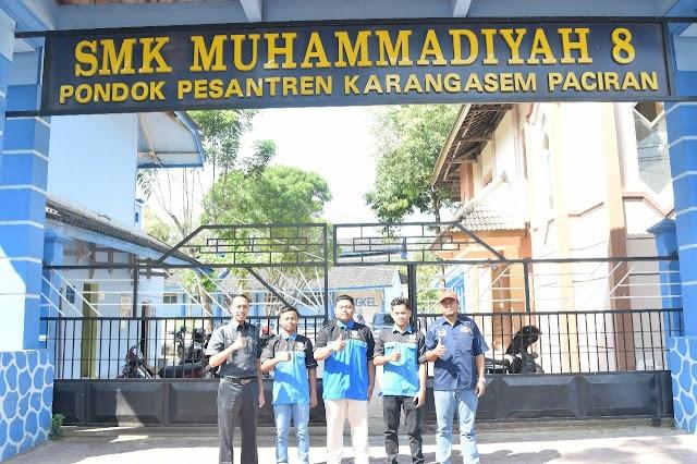 Beberapa Siswa SMKM 8 Pondok Karangasem Diterima Mengikuti Diklat Pelatihan PT.NISSAN INDONESIA
