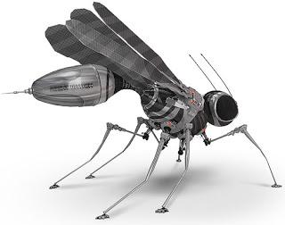 روبوت البعوض